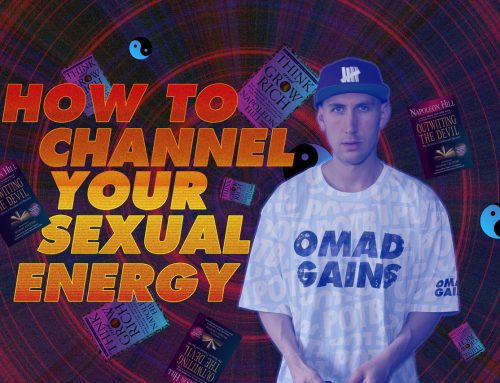 HOW TO TRANSMUTE YOUR SEXUAL ENERGY